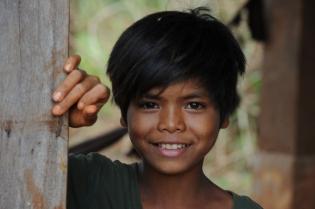 Children in Rattanakir